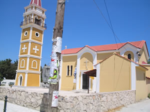 Church in Argasi
